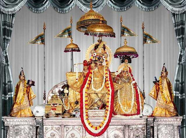 govind temple vrindavan jaipur