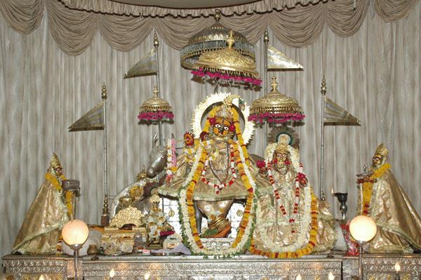 Govid Dev Temple