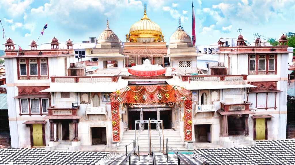 Image result for archotecture of karauli temple